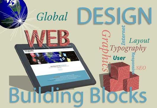 Massachusetts Digital Marketing Agency - Web Design Building Blocks